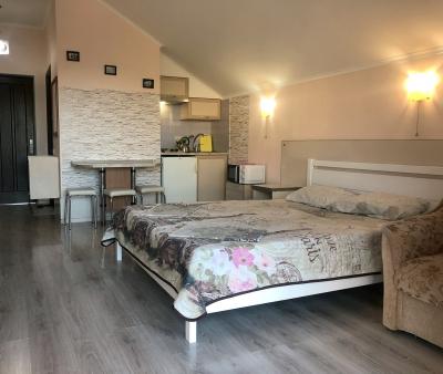 1-комнатные апартаменты / 3 этаж