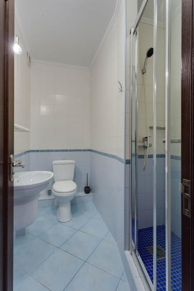 1-комнатные апартаменты  / 2 этаж