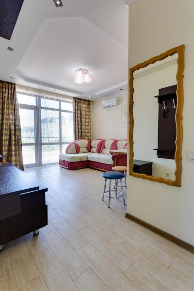 2-комнатные апартаменты / 2 этаж